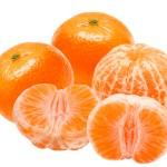 Cepti mandarīni brūnā cukura glazūrā