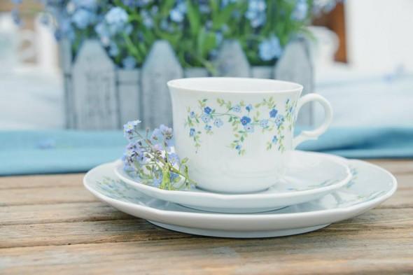 Vasarīgs tējas laiks