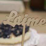 """Kāzu torte """"Laime"""""""