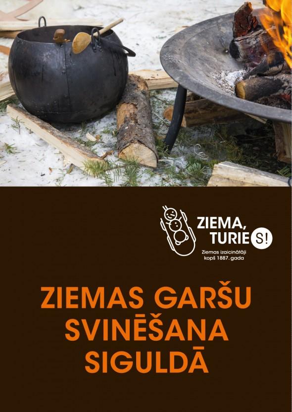 """Ar """"Ziemas garšu svinēšanu"""" Siguldā atklās Eiropas gastronomijas reģionu 2017"""