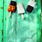 Ananasu un ančo piparu saldējums