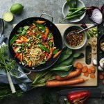 Āzijas ēdieni atsauc atmiņā ceļojumus un rosina idejas jauniem