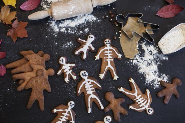 Kā iegūt Helovīna svētku garšas?