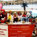Dakteri Klauni aicina ģimenes radoši pavadīt pirmssvētku laiku ar bērniem, darinājumus ziedojot Pop-up labdarības veikalam