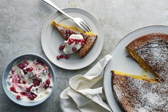 Safrāna – šokolādes kūka