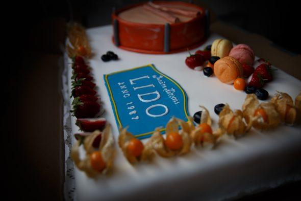 Bundzinieku saieta Rīgā torte