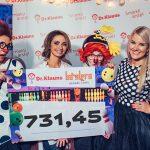Pirmajā labdarības Boulinga maratonā Dakteru Klaunu atbalstam ziedoti vairāk nekā 700 euro