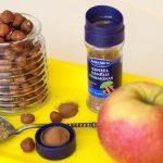 Recepte – Kanēļa āboli ar lazdu riekstiem