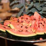 Mārupē izaug arbūzi